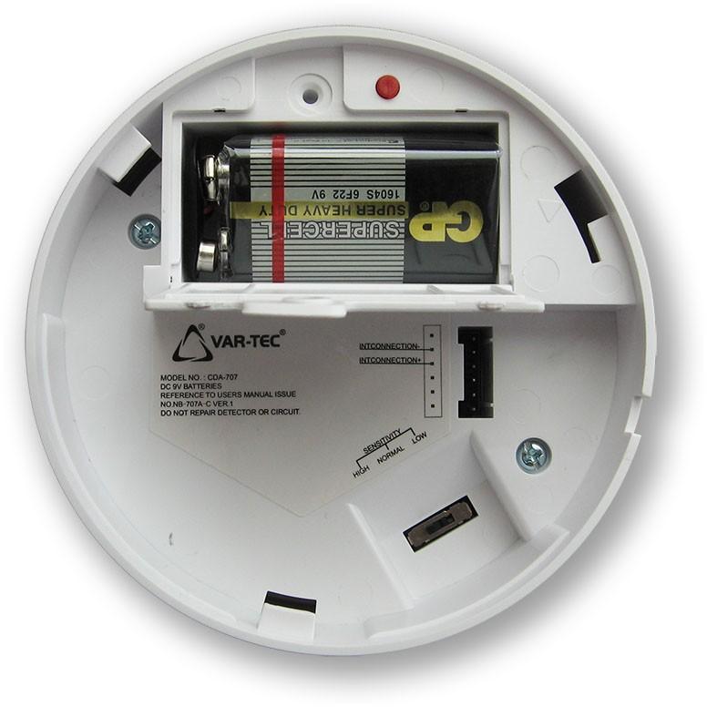 UFLED95-8BD AEGIS - IR reflektor 95 stupňů / 50 metrů