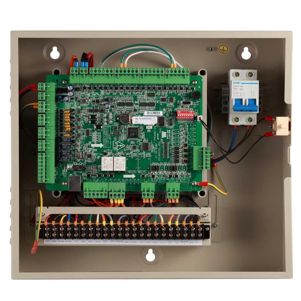 """DPM-D236 - Bytový barevný monitor TFT 3,5"""", 2 drát, PODPORA SC6V, SCU, TPS, CZ"""