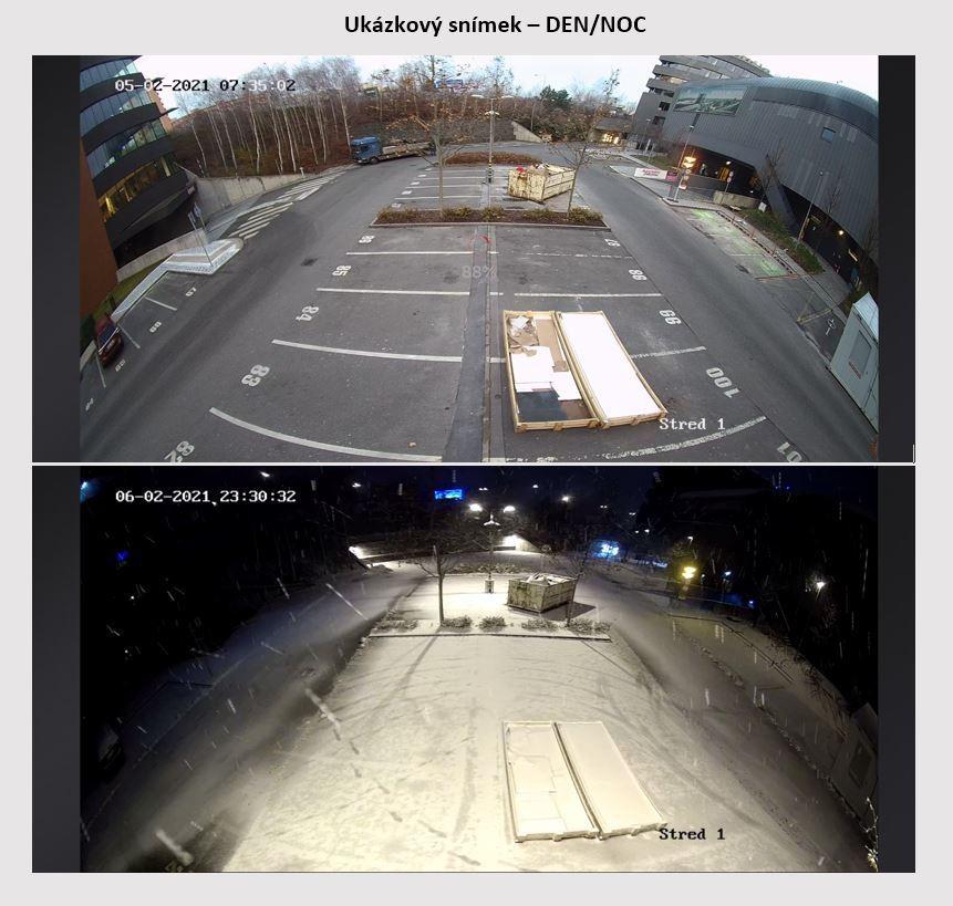HIKVISION DS-2CE16C2T-IR/28 - 1,3MPix venkovní kamera TurboHD, ICR, IR