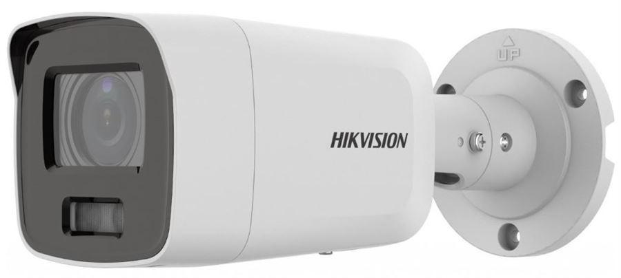 HIKVISION DS-2CD2385FWD-I - 8 Mpx venkovní IP DOME kamera, s EXIR IR až 30 m a WDR 120dB, slot pro kartu, H.265+, obj. 2,8mm