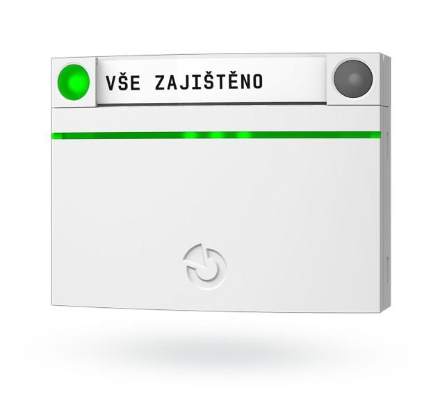 3G-RM-20 - hnědý, závrtný magnetický kontakt, polarizovaný