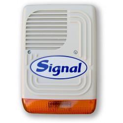 PS-128 SIGNAL - zálohovaná magnetodynamická siréna