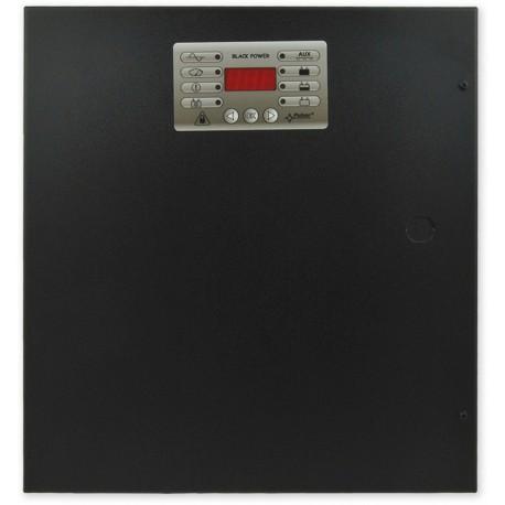 VÝPRODEJ PS-BOX-13V5A40Ah+LCD - zálohovaný zdroj v boxu s detekcí poruch