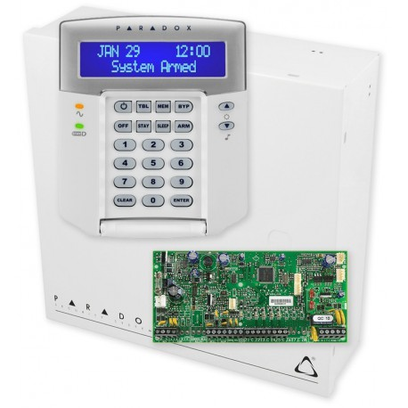 PARADOX set (1411-059) SP5500 + BOX S-40 + K32LCD+