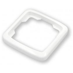 PANDUIT MCOM-3901A-B10 - (1012-026) - plastový rámeček, bílá barva