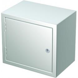 7601.80.20 - ACO připojovací skříň na fasádu 500x500x160mm, AISI304