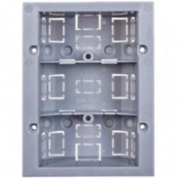 JABLOTRON JA-193PL-BOX-S - (0103-670) - Držák PIR detektoru do stěny - malý bez rámečku