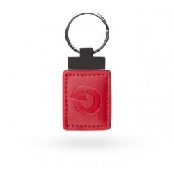 JABLOTRON JA-194J-RE - RFID kožený přívěsek - červený