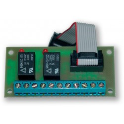 VAR-TEC - GSM expander VT-01- INPUTS/OUTPUTS - 4 vstupy, 2xRELÉ výstup