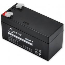 SMART SM1,3 - akumulátor bezúdržbový 12V/1,3 Ah