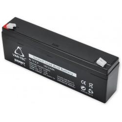 VAR-TEC SMART SM2,4 (0703-108) - Akumulátor bezúdržbový 12V/2,4Ah