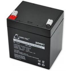 SMART SM4,0 - Akumulátor bezúdržbový 12V/4,0Ah