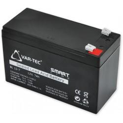 VAR-TEC SMART SM7,0 - Akumulátor bezúdržbový 12V/7,0Ah