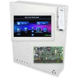 PARADOX EVO192 + BOX VT-40 + IP150-Swan + TM70