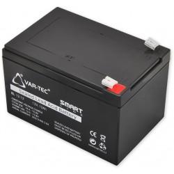 VAR-TEC SMART SM12,0 - Akumulátor bezúdržbový 12V/12,0Ah