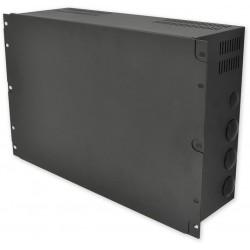 "BOX RACK 19 - pro instalaci ústředny EZS, AKU, GSM do RACK 19"""