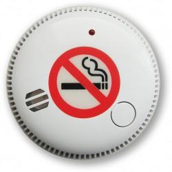 VAR-TEC - CDA-707 - autonomní detektor, cigaretového kouře se sirénou