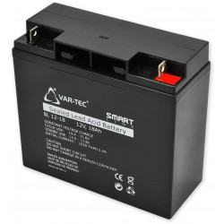 VAR-TEC SMART SM18,0 - (0703-112) - Akumulátor bezúdržbový 12V/18,0Ah