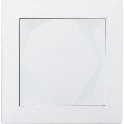 LOXONE Touch Tree - (100221) - pětice tlačítek v komfortním provedení, kapacitní snímání, bílé provedení
