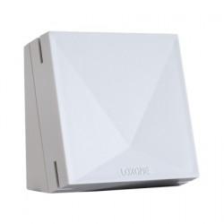 LOXONE Komfortní senzor Air - bezdrátový senzor teploty a vlhkosti do vnitřních prostor, bílý