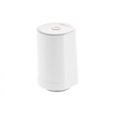 LOXONE Hlavice - bezdrátové a přesné ovládání topení, Air, bílá