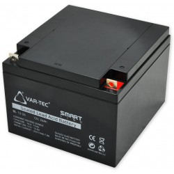 SMART SM26,0 - Akumulátor bezúdržbový 12V/26,0Ah