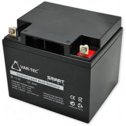 SMART SM40,0 - Akumulátor bezúdržbový 12V/40,0Ah