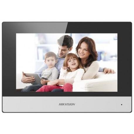"7"" IP bytový dotykový monitor, Wi-Fi, PoE"