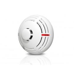 Teplotní a kouřový detektor