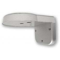 GL-227 - stříbrná- nástěnná stříbrná konzole pro DOME