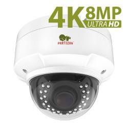 8.0MP (4K) IP Varifocal kamera IPD-VF5MP-IR AF 4K