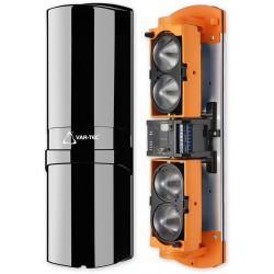 4 paprsková infračervená závora QUAD A150-S4-150m OUTDOOR, SYNCHRONIZACE