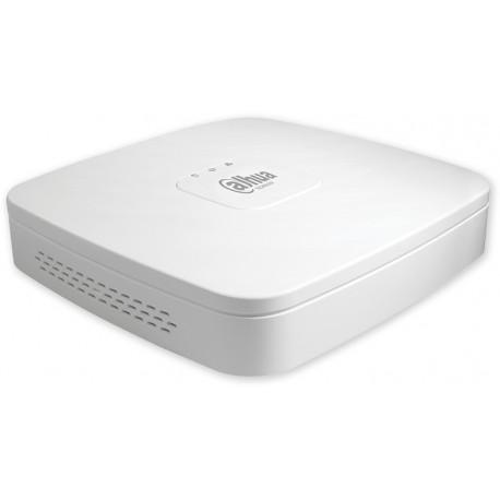 Rekordér NVR2104-P-4KS2 - PoE (1808-049) - 4CH, 8Mpix, 1xHDD (až 6TB), 80 Mb, PoE