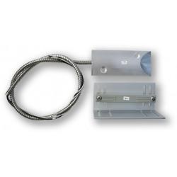 VAR-TEC 3G-SM-85MET - povrchový, masivní kovový magnetický kontakt, polarizovaný