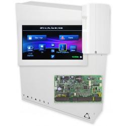 PARADOX EVO192 + BOX VT-40 + PCS250-SWAN + TM70 - zabezpečovací set