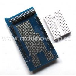 Arduino MEGA / MEGA2560 prototyp rozšíření