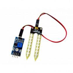 Arduino půdní vlhkoměr pro jednodeskové počítače