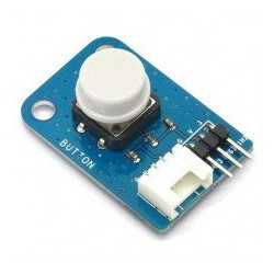 Arduino Button - Tlačítkový modul, velké tlačítko senzorový spínač signálu