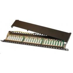 Patch panel XtendLan XL-PP19-24U6-U