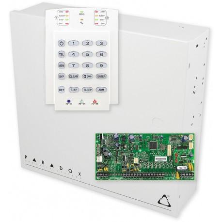 PARADOX set SP5500 + BOX S-40 + K10 - V