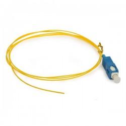 XtendLan FOT-SC-9-1-9 - (NETXTE1324) - Pigtail, SC, 9/125, 0,9mm, 1m, LS0H, ZWP, G.652d