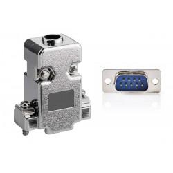 D-SUB konektor CAN 9 V + kryt