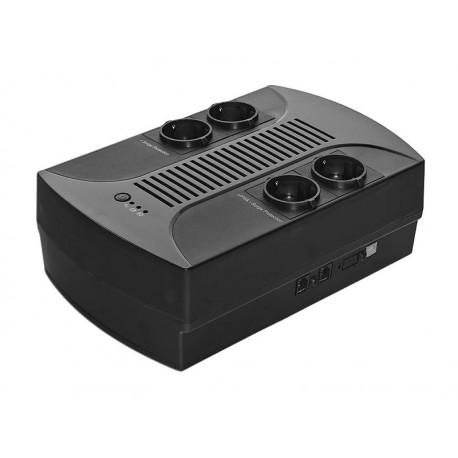 UPS compact EA-650VA Msin- záložní zdroj