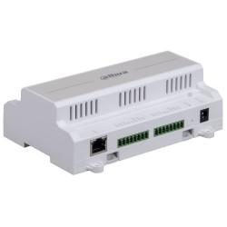 Dahua ASC1202B-S - (NETDAH2596) - Přístupový kontroler, pro 2x RS-485, Wiegand čtečky (RFID, key, otisk prstů), TCP/IP, RS-485