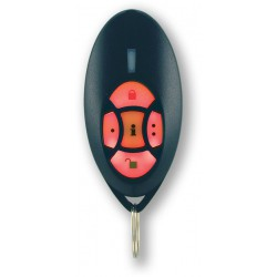 REM2 - 868 - obousměrná klíčenka s přijímačem