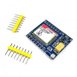 ARDUINO - SIM800C GSM GPRS Modul 5V/3.3V TTL STM32 C51 s Bluetooth a TTS pro Arduino