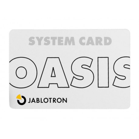 Jablotron - PC-01 - karta, EM 125 kHz standard