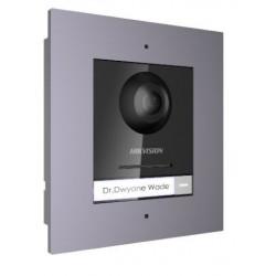 Hikvision DS-KD8003-IME1/FLUSH/EU- IP zápustný dveřní interkom 1-tlačítkový