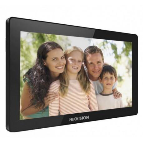 "Hikvision DS-KH8520-WTE1/EU - 10"" IP bytový dotykový monitor, Wi-Fi, PoE"