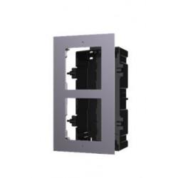 Hikvision DS-KD-ACF2 - 2- rámeček interkomu pro zápustnou montáž